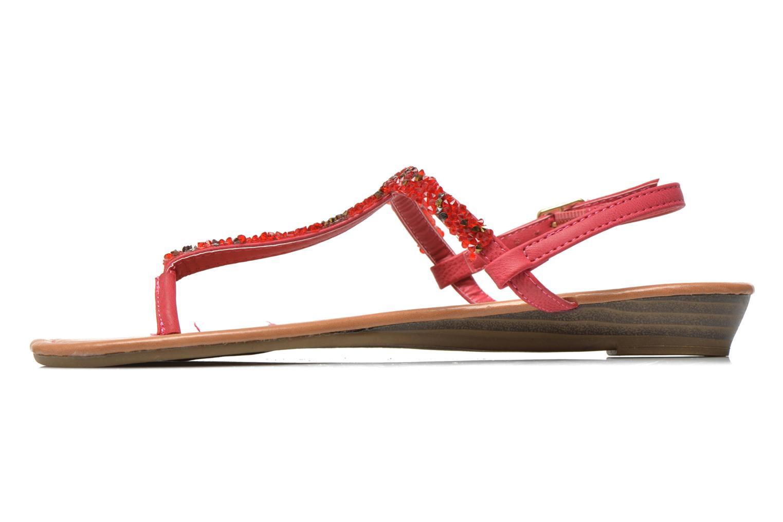 Sandales et nu-pieds Xti Grenade 26915 Rose vue face