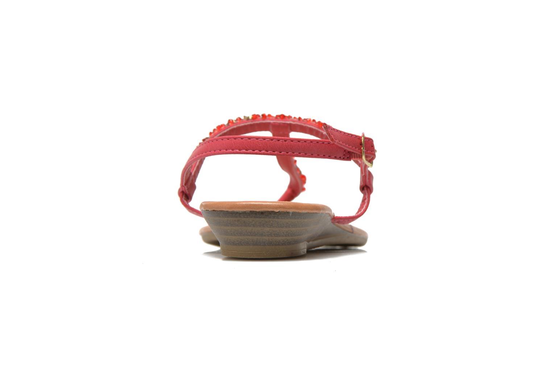 Sandales et nu-pieds Xti Grenade 26915 Rose vue droite