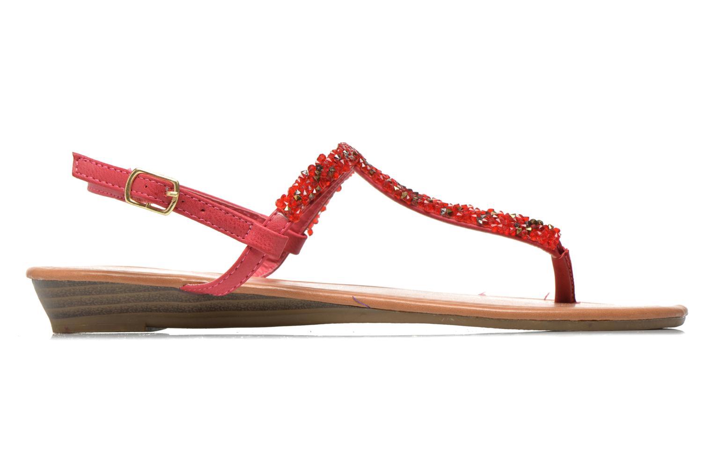 Sandales et nu-pieds Xti Grenade 26915 Rose vue derrière