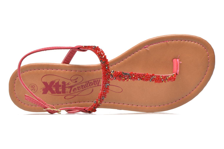 Sandales et nu-pieds Xti Grenade 26915 Rose vue gauche