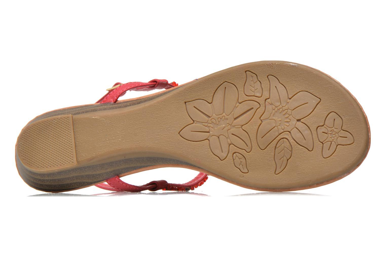 Sandales et nu-pieds Xti Grenade 26915 Rose vue haut