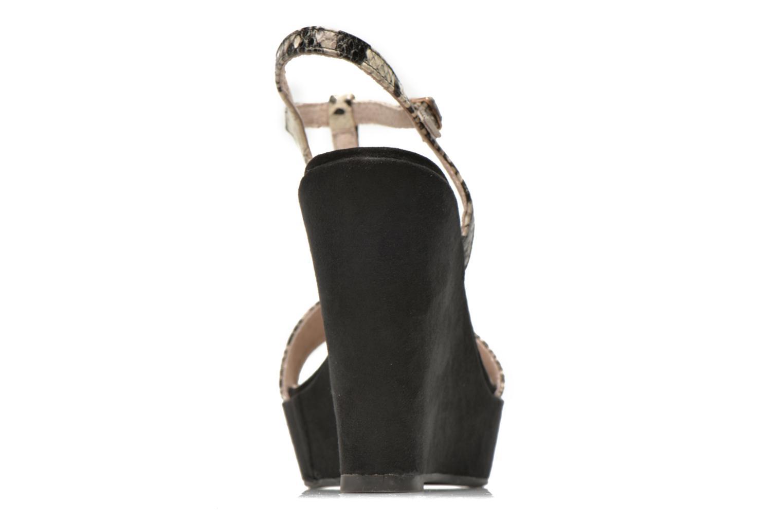Sandales et nu-pieds Xti Antigua 29715 Vert vue droite