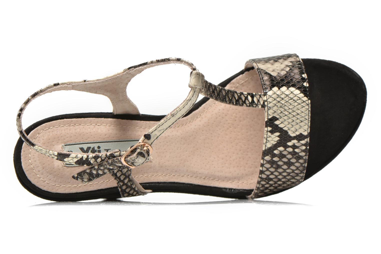 Sandales et nu-pieds Xti Antigua 29715 Vert vue gauche