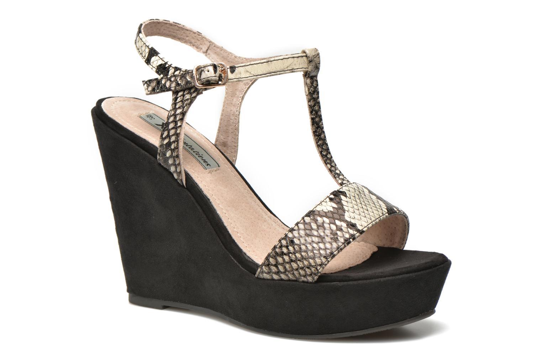Sandales et nu-pieds Xti Antigua 29715 Vert vue détail/paire