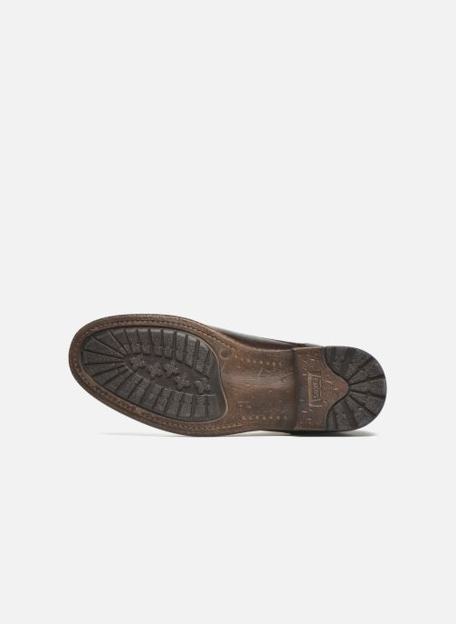 Bottines et boots Levi's Emerson Lace Up Marron vue haut