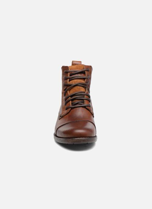 Boots en enkellaarsjes Levi's Emerson Lace Up Bruin model