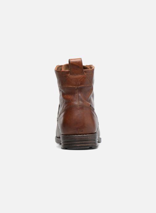 Boots en enkellaarsjes Levi's Emerson Lace Up Bruin rechts