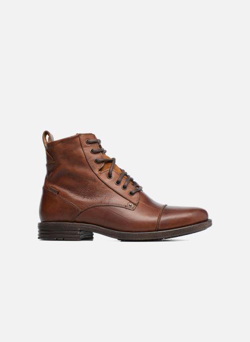 Boots en enkellaarsjes Levi's Emerson Lace Up Bruin achterkant