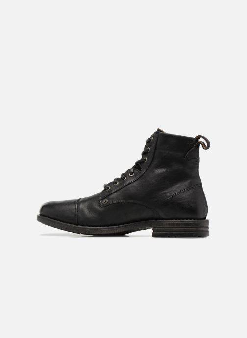 Bottines et boots Levi's Emerson Lace Up Noir vue face