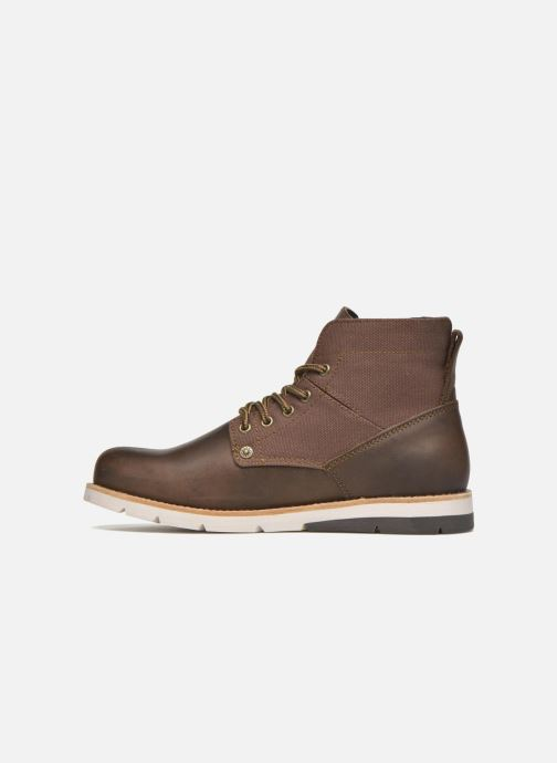 Boots en enkellaarsjes Levi's Jax Bruin voorkant