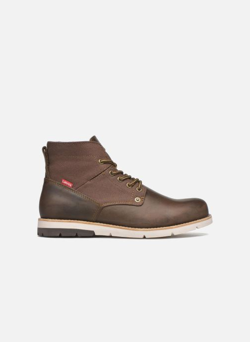 Boots en enkellaarsjes Levi's Jax Bruin achterkant