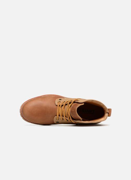 Bottines et boots Levi's Jax Beige vue gauche