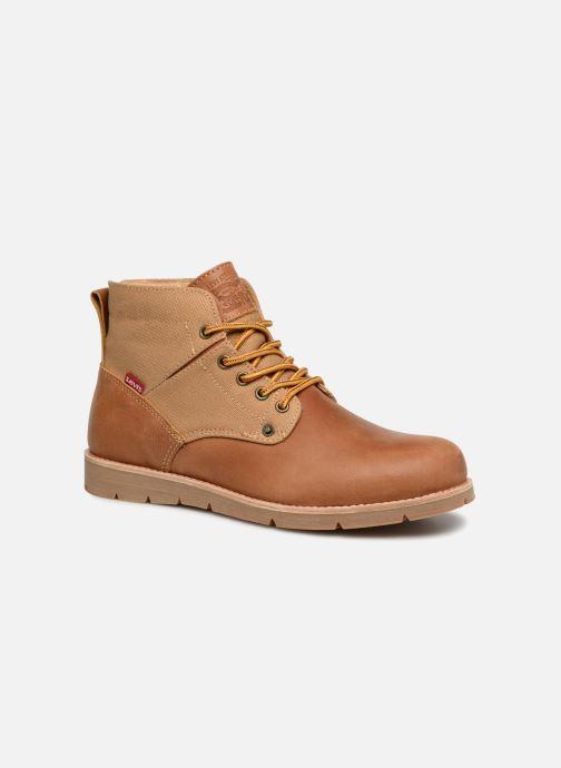Bottines et boots Levi's Jax Beige vue détail/paire