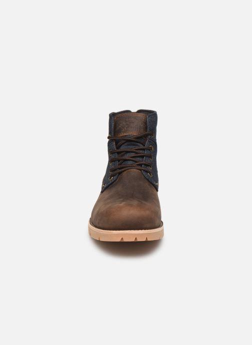 Boots en enkellaarsjes Levi's Jax Bruin model