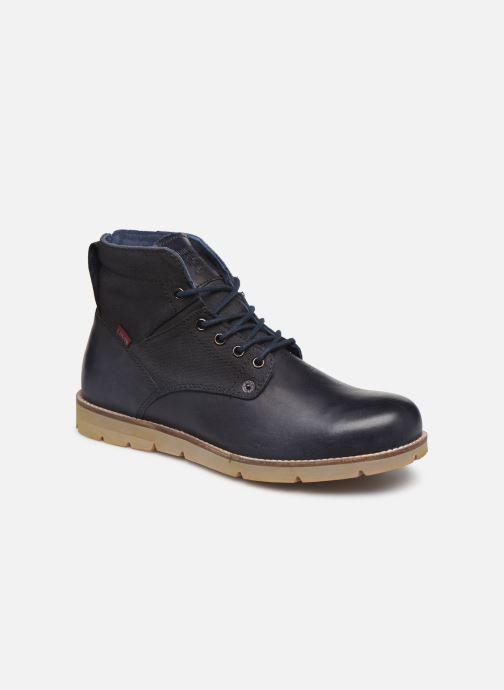 d98c15e0eb4 Levi s Jax (Bleu) - Bottines et boots chez Sarenza (373464)