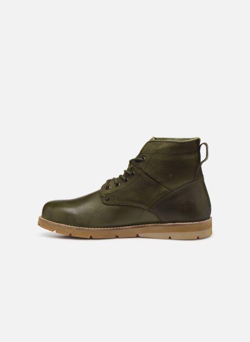 Boots en enkellaarsjes Levi's Jax Groen voorkant