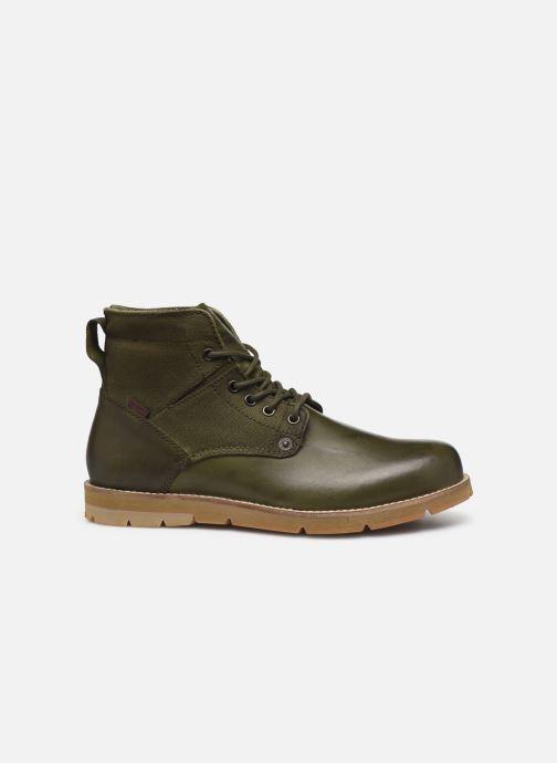Boots en enkellaarsjes Levi's Jax Groen achterkant