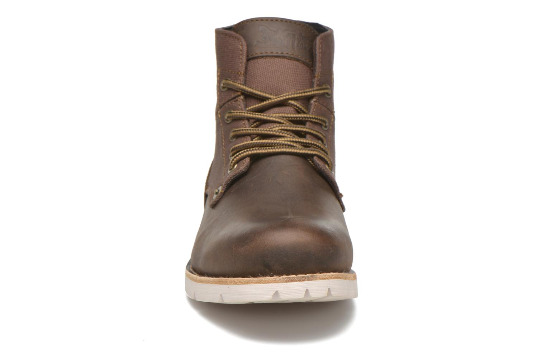 Stiefeletten & Boots Levi's Jax braun schuhe getragen