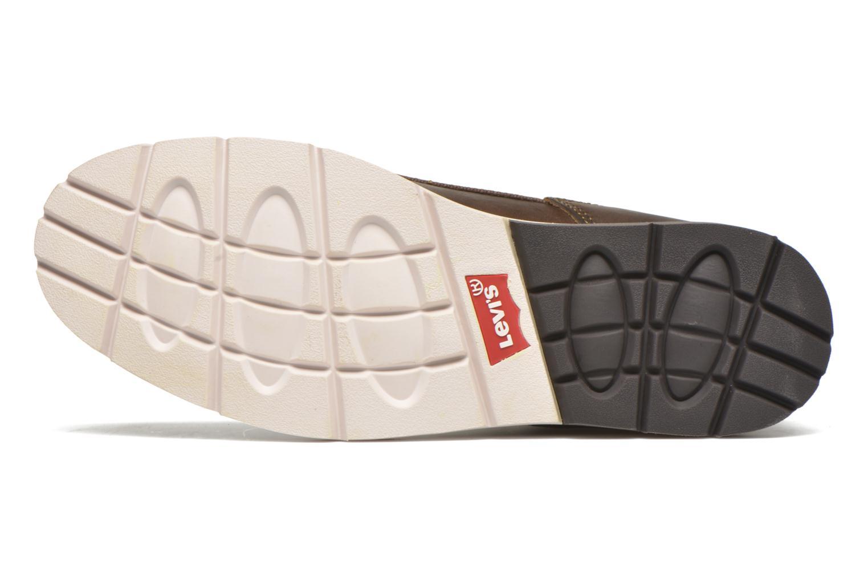 Stiefeletten & Boots Levi's Jax braun ansicht von oben