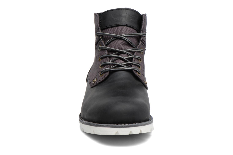 Bottines et boots Levi's Jax Noir vue portées chaussures