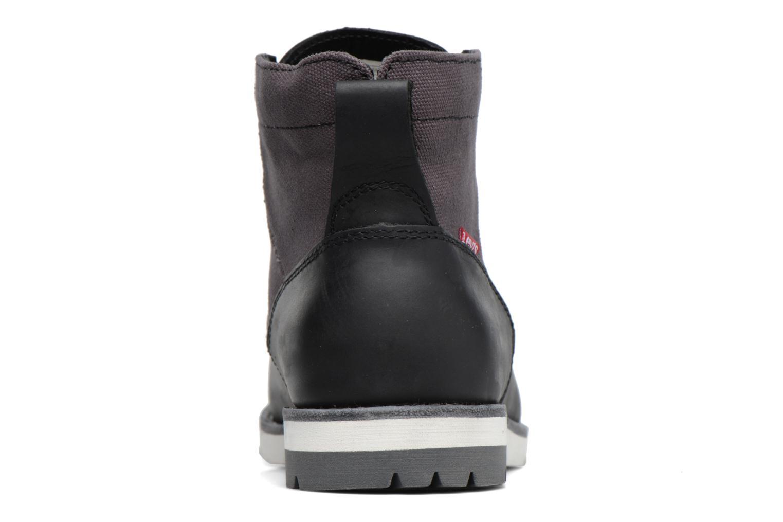 Bottines et boots Levi's Jax Noir vue droite