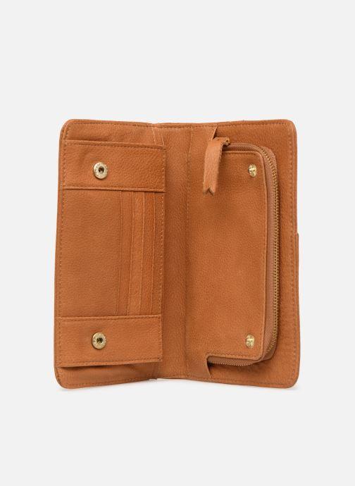 Portemonnaies & Clutches Nat & Nin Talia braun ansicht von hinten