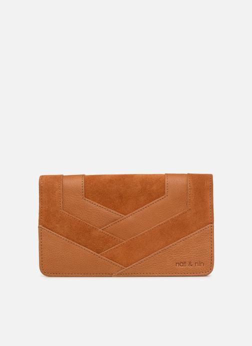 Portemonnaies & Clutches Nat & Nin Talia braun detaillierte ansicht/modell