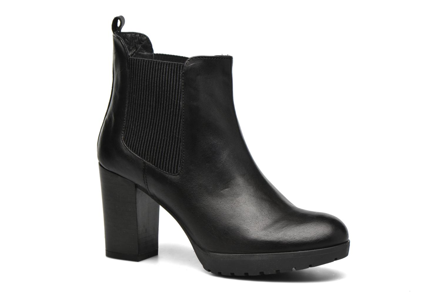 Ankle boots Georgia Rose Anateau Black detailed view/ Pair view