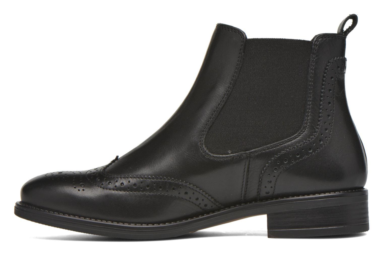 Bottines et boots Georgia Rose Alsea Noir vue face