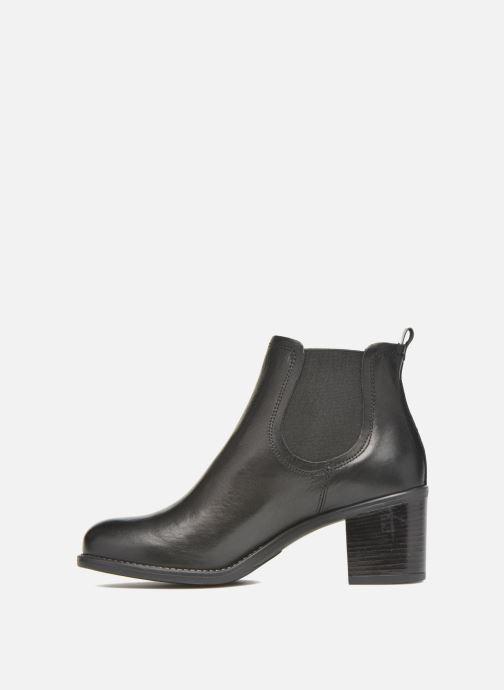 Stiefeletten & Boots Georgia Rose Analla schwarz ansicht von vorne