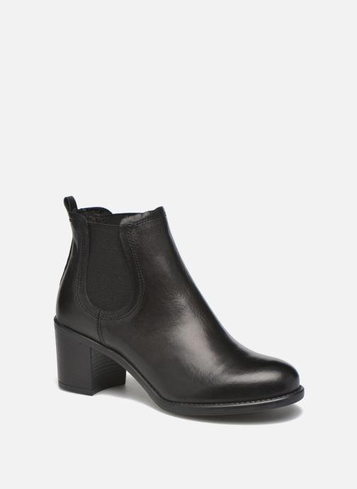 Stiefeletten & Boots Georgia Rose Analla schwarz detaillierte ansicht/modell