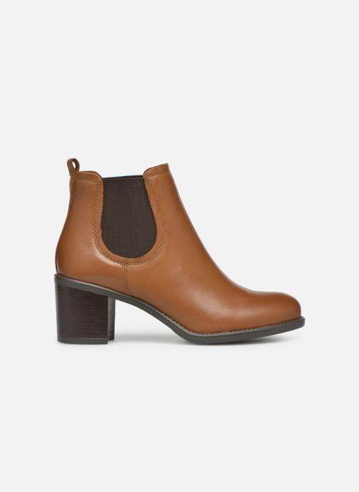 Bottines et boots Georgia Rose Analla Marron vue derrière