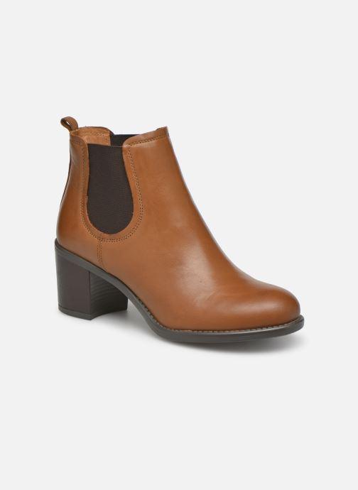 Stiefeletten & Boots Georgia Rose Analla braun detaillierte ansicht/modell
