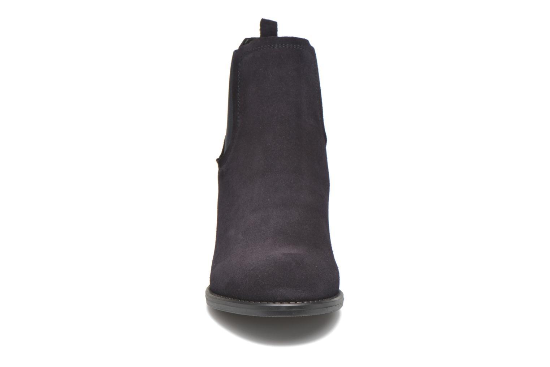 Bottines et boots Georgia Rose Analla Bleu vue portées chaussures