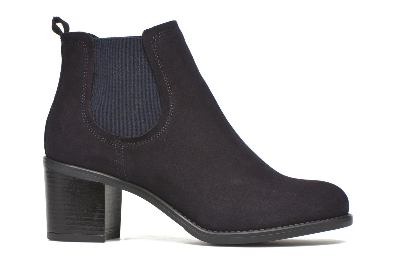 Bottines et boots Georgia Rose Analla Bleu vue derrière