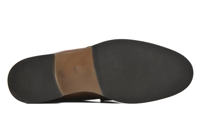Bottines et boots Georgia Rose Anglais Marron vue haut