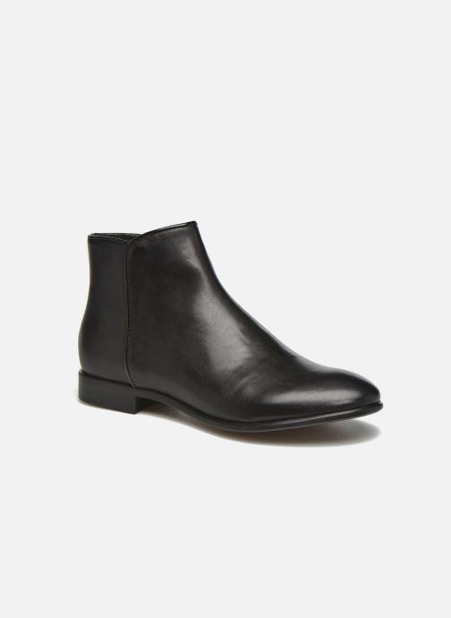 Bottines et boots Georgia Rose Anouping Noir vue détail/paire