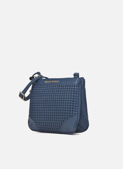5c0cc216f18 Bolsos de mano Mac Douglas BRYAN Celano M Porté travers Azul vista del  modelo