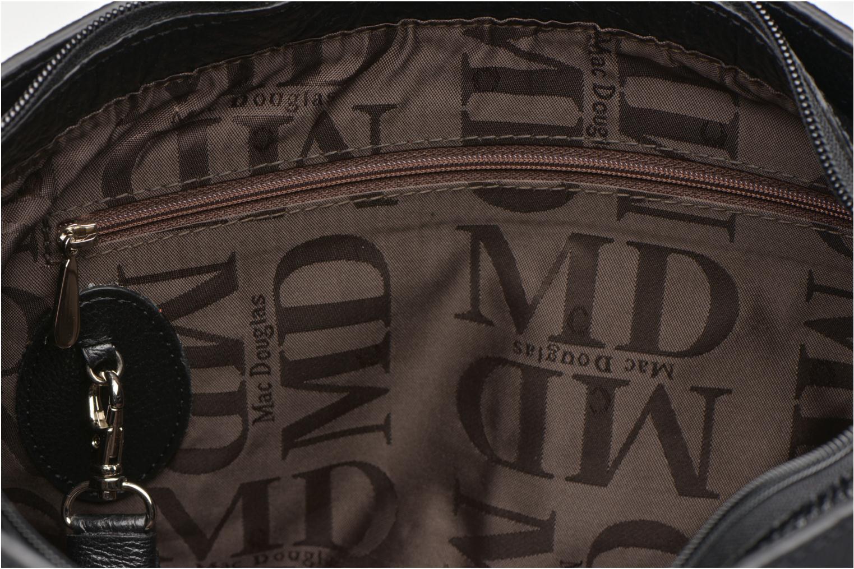 Håndtasker Mac Douglas BUNI Bagatelle M Cabas Sort se bagfra