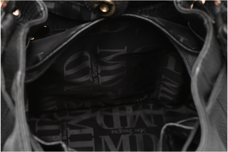 Sacs à main Mac Douglas ROMY Costa M Sac seau Noir vue derrière