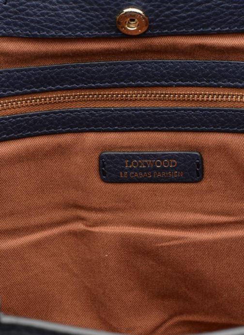 Loxwood Grainé Cabas Sacs 268291 Parisien S bleu Cuir Main À Chez qrpdHqfP