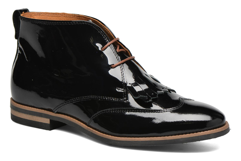 Venta de liquidación de temporada (Negro)  Georgia Rose Nineg (Negro) temporada - Zapatos con cordones en Más cómodo f5b1a9