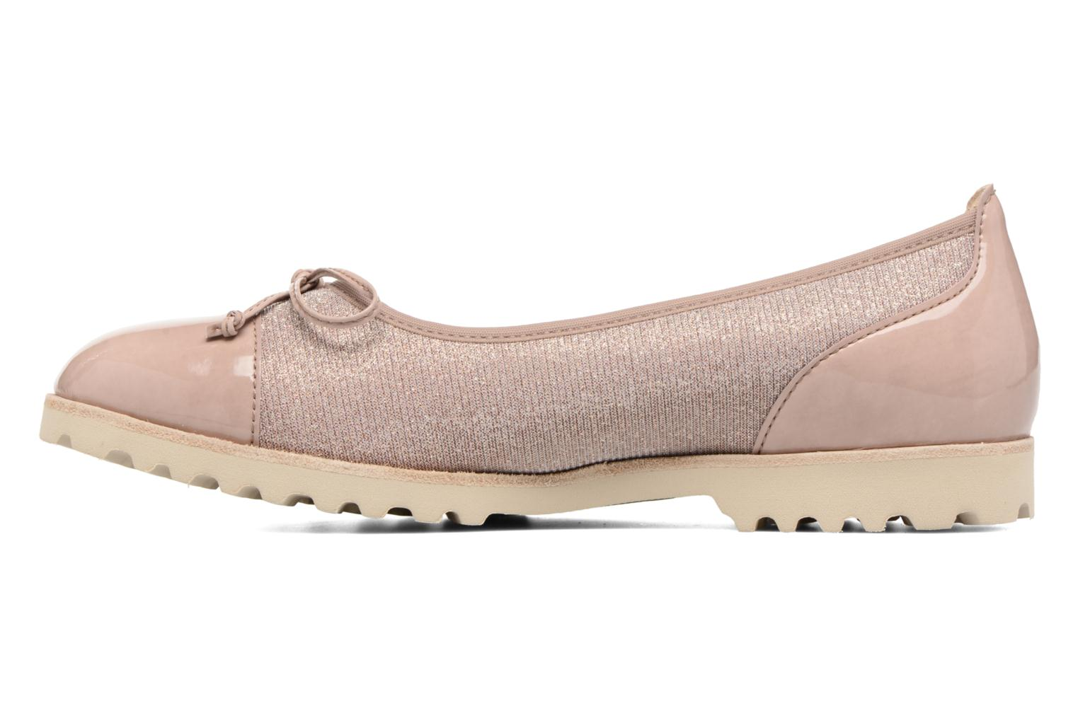Ballet pumps Gabor Lidia Pink front view
