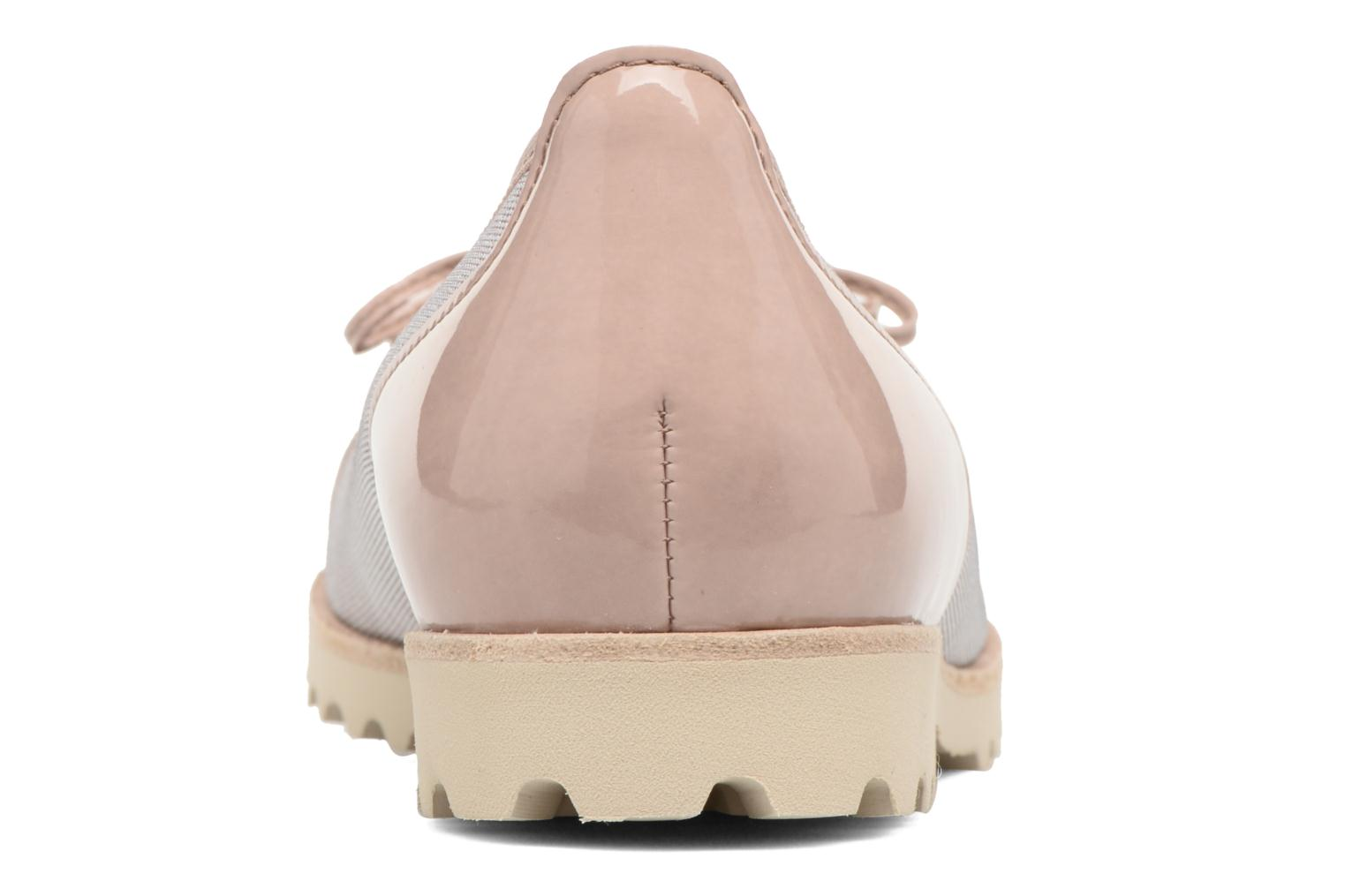 Ballet pumps Gabor Lidia Pink view from the right