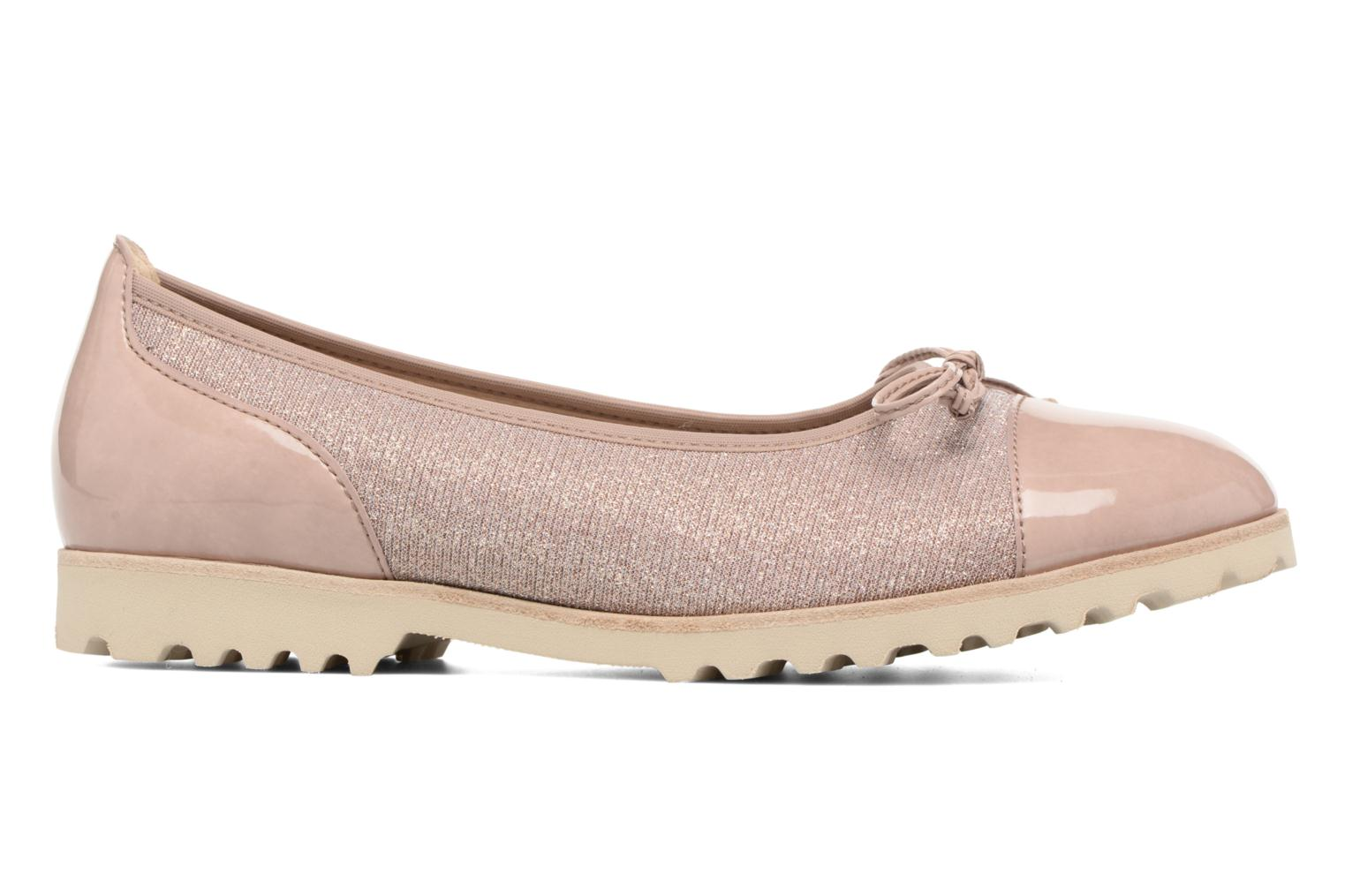 Ballet pumps Gabor Lidia Pink back view