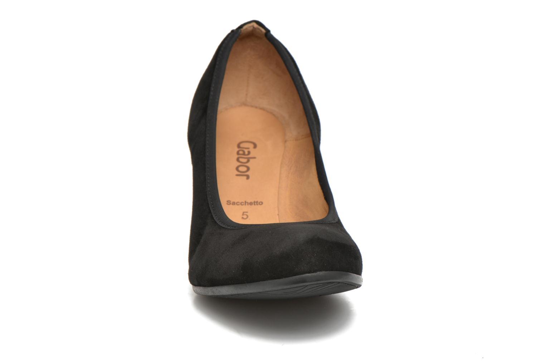 Zapatos de tacón Gabor Lane Negro vista del modelo