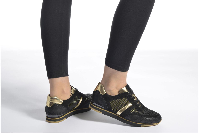 Sneakers Gabor Jeanne Zwart onder