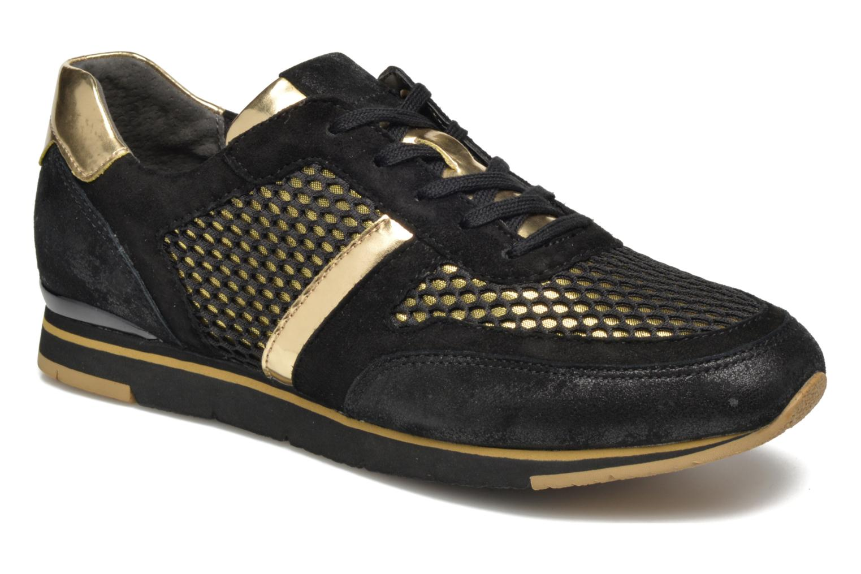 Sneakers Gabor Jeanne Zwart detail