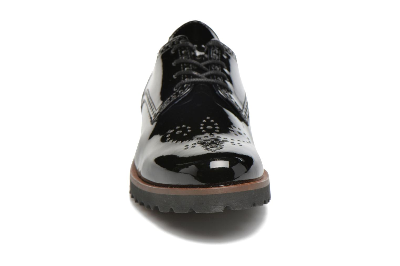 Lace-up shoes Gabor Arielle Black model view