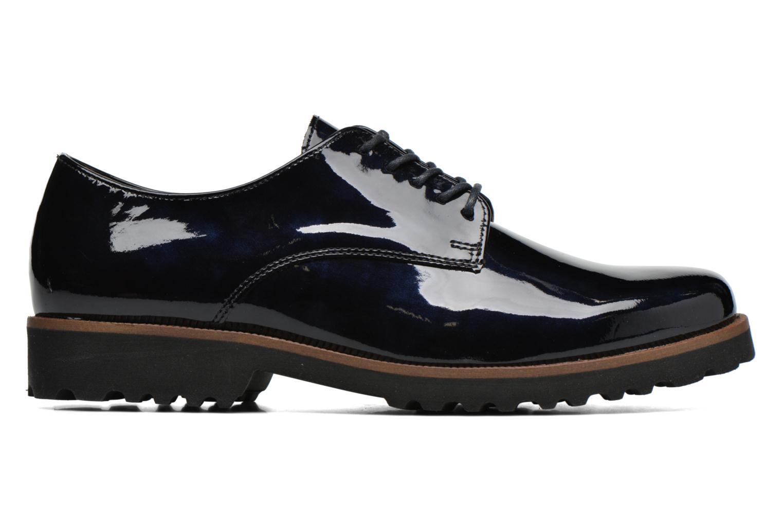 Chaussures à lacets Gabor Brie Bleu vue derrière